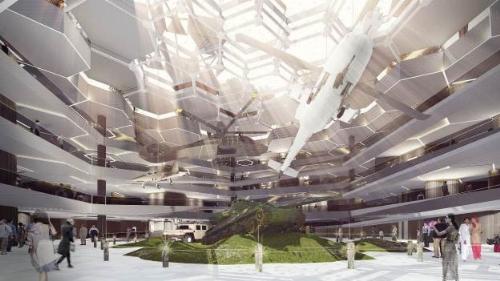 MPN + Partners ghi dấu ấn trên bản đồ kiến trúc thế giới với nhiều dự án thiết kế ấn tượng, được đánh giá cao.Với triết lí phát triển dự án xanh, MPN + Partners đặt điểm nhấn của dự án vào tấm mái che kết hợp với pin năng lượng mặt trời. Với thiết kế bảo tồn được địa hình, địa vật cùng nỗ lực phát triển dự án xanh, công ty thắng Giải Ba trong cuộc thi Global Design & Architectural Competition của Bộ Quốc phòng Ấn Độ.