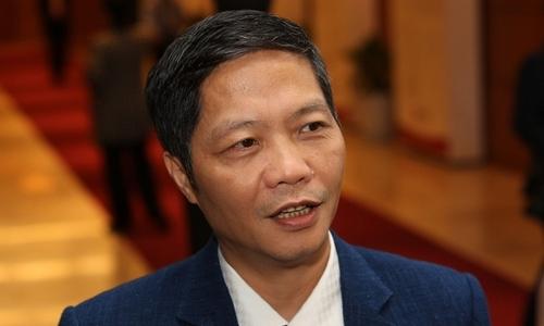 Ông Trần Tuấn Anh - Bộ trưởng Bộ Công Thương. Ảnh: Hoàng Phong