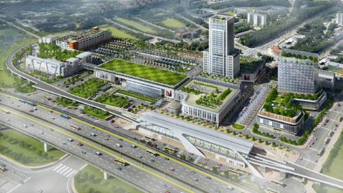Hạ tầng đồng bộ, bất động sản khu Đồng TP HCM hưởng lợi
