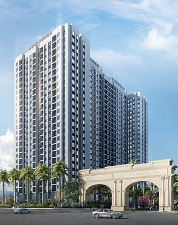 Phối cảnh dự án căn hộ Anland Premium.