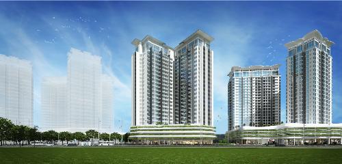 Dự án chung cư cao cấp SORA gardens II tại Thành phố mới Bình Dương (xin bài edit)