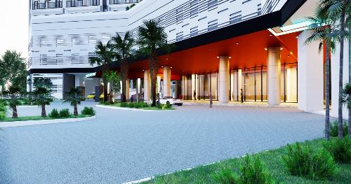 Dự án chung cư cao cấp SORA gardens II tại Thành phố mới Bình Dương (xin bài edit) - 1