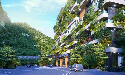 Phong cách kiến trúc xanh tại các dự án nghỉ dưỡng của Flamingo - 1