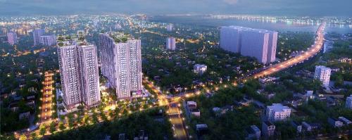 Imperia Sky Garden tìm chủ nhân căn hộ 2,1 tỷ đồng tại lễ mở bán