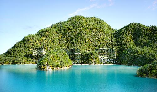 Phong cách kiến trúc xanh tại các dự án nghỉ dưỡng của Flamingo - 2