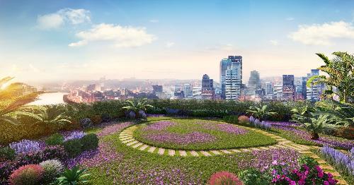 Imperia Sky Garden tìm chủ nhân căn hộ 2,1 tỷ đồng tại lễ mở bán - 2