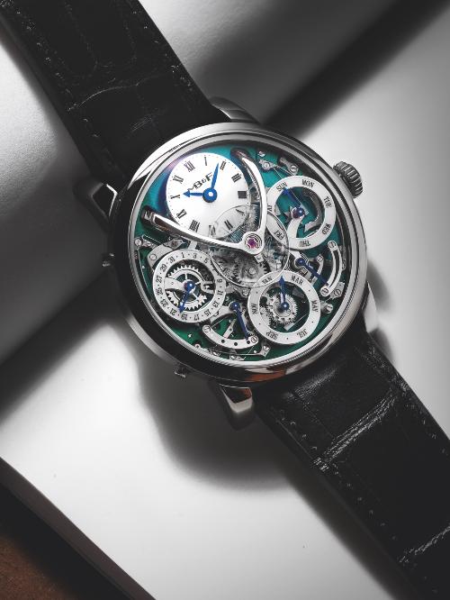 Mẫu đồng hồ Legacy Machine Perpetual.