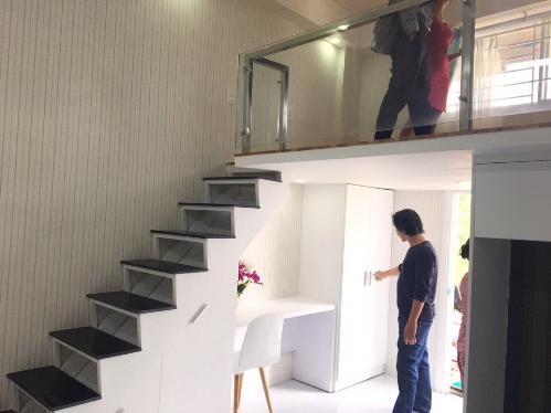 Khu nhà cho thuê dài hạn tại đường số 36 (phường Linh Đông, quận Thủ Đức) đang được nhiều khách hàng quan tâm.