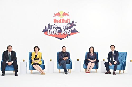 Dàn giám khảo trong chương trình.