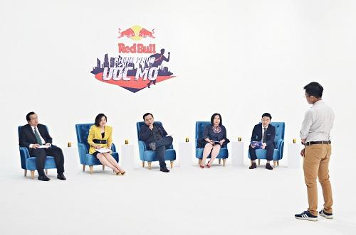 Tập 2 Red Bull - Chinh phục giấc mơ: Bùng nổ ý tưởng kinh doanh - 3
