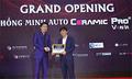 Ceramic Pro khai trương trung tâm chăm sóc xe hơi hơn 3.000 m2 tại Vinh