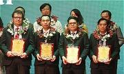 C.P. Việt Nam nhận giải thưởng 'Doanh nghiệp vì nhà nông'