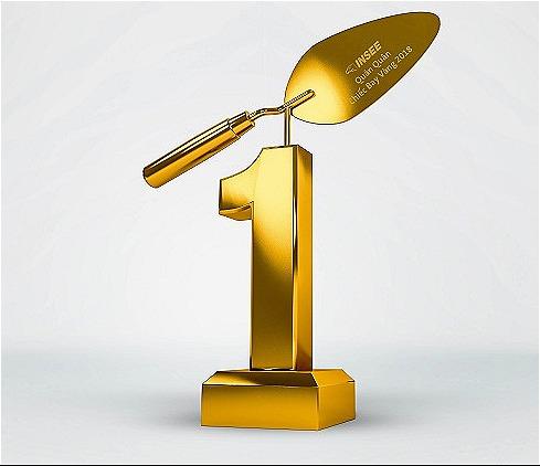 Giải thưởng Chiếc bay vàng dành cho những nhà thầu giỏi.