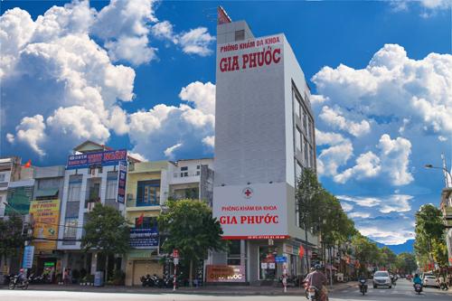 Tọa lạc tại 57 Hùng Vương, quận Ninh Kiều, TP Cần Thơ