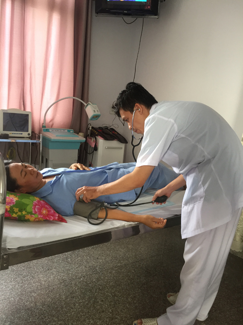 Tại phòng khám Gia Phước, bệnh nhân sẽ được chăm sóc, hướng dẫn tận tình trong suốt quá trình điều trị.