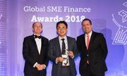 VPBank nhận giải 'Ngân hàng có dịch vụ doanh nghiệp tốt nhất Châu Á'