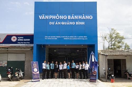 Văn phòng bán hàng tại Quảng Bình đã sẵn sàng để phục vụ nhu cầu của khách hàng.