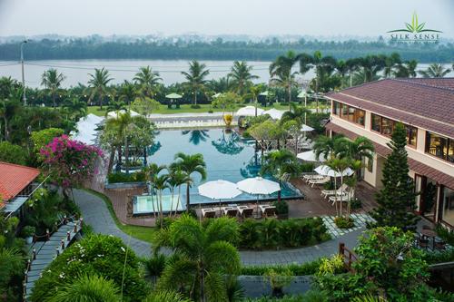Nằm sát bên dòng sông Cổ Cò, Silk Sense Hội An River Resort luôn là một trong những thương hiệu nghỉ dưỡng được yêu thích từ khi ra đời năm 2017 đến nay