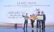 Khách hàng giật giải căn hộ 2,2 tỷ đồng tại Hà Nội