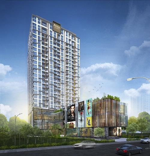 Ascent Plaza là một trong các dự án được nhiều khách hàng và chủ đầu tư đánh giácao vì sở hữu địa thế đẹp.