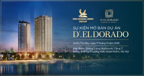 Ngập tràn quà tặng giá trị lên đến 1,2 tỷ đồng tại sự kiện mở bán dự án D. El Dorado (xin bài edit) - 1
