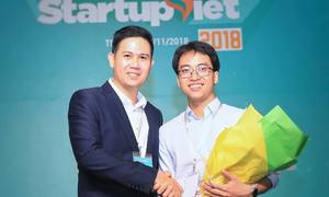 CEO Asanzo: 'Rất khó chọn quán quân Startup Việt 2018'