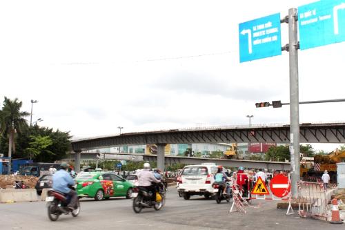 Bất động sản quận Tân Bình hưởng lợi từ hạ tầng
