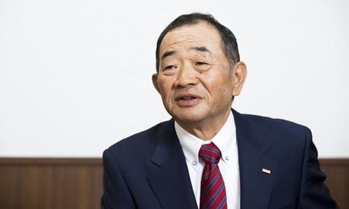 ÔngKunihiko Tanaka. Ảnh: Bloomberg