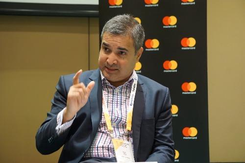 Ông Ari Sarker - Đồng chủ tịch Mastercard Châu Á - Thái Bình Dương. Ảnh: Viễn Thông