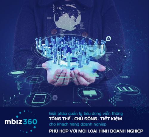Hội thảo về giải pháp thông minh mBiz360 sẽ được tổ chức vào 27/11 tại TP HCM.