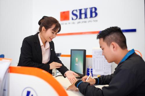 Napas phối hợp SHB tặng vàng, hoàn tiền cho khách hàng chuyển tiền nhanh liên ngân hàng 24/7.