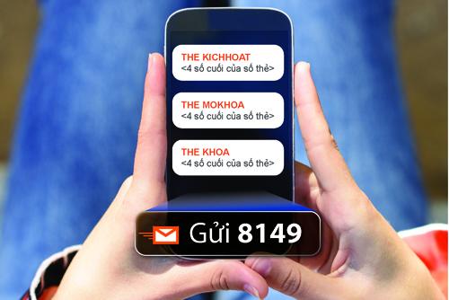 Để biết thêm thông tin chi tiết, khách hàng vui lòng liên hệ Hotline 1900 5555 88 hoặc 028 3526 6060; truy cập website sacombank.com.vn và đăng ký thẻ online tại website card.sacombank.com.vn