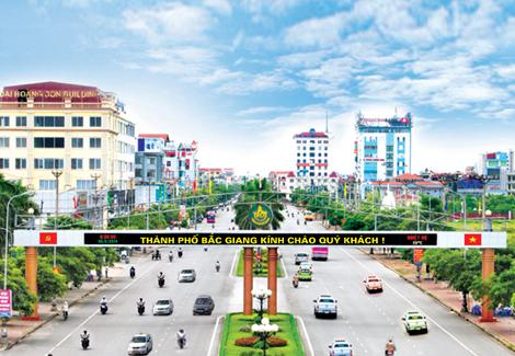 Tỉnh Bắc Giang với sự phát triển nhanh và ổn định đang là điểm đến của nhiều doanh nghiệp, nhà đầu tư ở nhiều lĩnh vực.