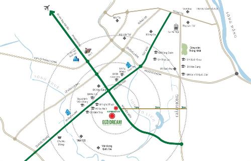 Khu vực Tây Nam Kim Giang nhận được nhiều chính sách ưu tiên phát triển hạ tầng giao thông.