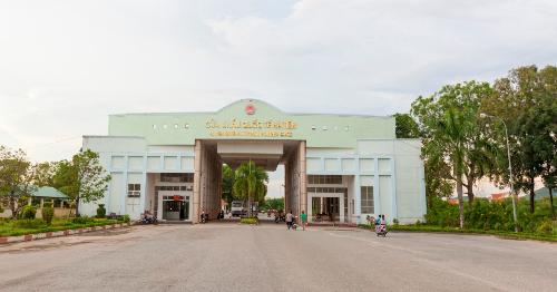 Cửa khẩu Quốc tế Hà Tiên - điểm bắt đầu tại Việt Nam của tuyến đường hành lang ven biển kéo dài qua địa phận 3 quốc gia: Thái Lan - Campuchia - Việt Nam.