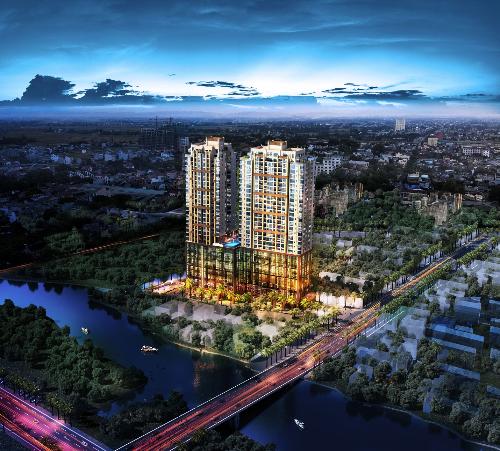 Southgate Tower kỳ vọng trở thành nơi an cư phù hợp cho doanh nhân trẻ/