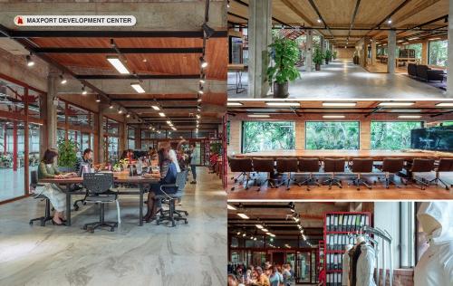 Maxport tiên phong đưa công nghệ cao vào ngành dệt may - thời trang tại Việt Nam.