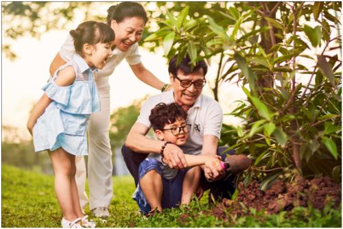 Dahlia Homes - khu đô thị Gamuda Gardens mang đến trải nghiệm sống xanh mới mẻ cho cư dân.
