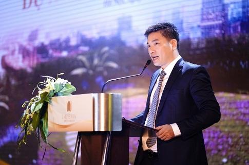 Ông Chu Thanh Hiếu Tổng Giám đốc MIK Home.