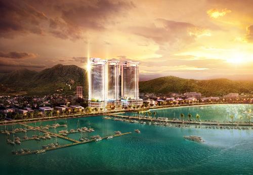 Dự án Swisstouches La Luna Resort được bảo lãnh cam kết lợi nhuận từ BIDV và Eximbank
