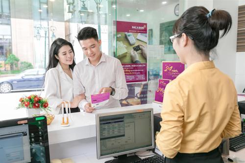 BAC A BANK là một trong những Ngân hàng uy tín luôn được khách hàng tin tưởng lựa chọn để gửi gắm khoản tiền tiết kiệm cho tương lai