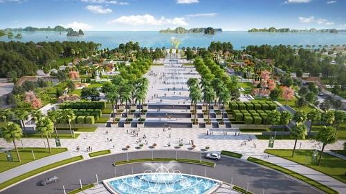 Sun Plaza Grand World - Shophouse Europe cận kề Quảng trường Sun Carnival Plaza quy mô và hiện đại bậc nhất Việt Nam.