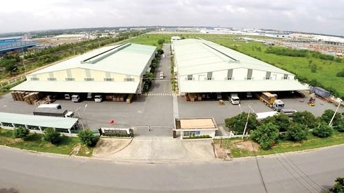 Chi nhánh Công ty CP Bột giặt Lix tại Bình Dương.