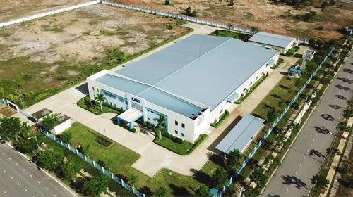Dự án nhà xưởng phụ trợ công nghệ cao tại Đà Nẵng.