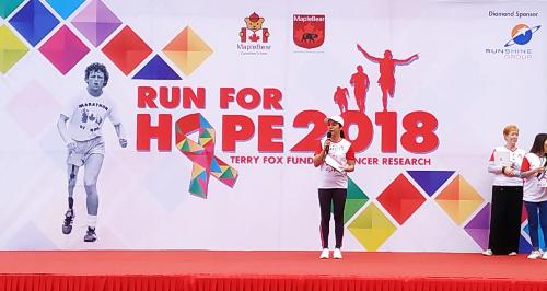 Sunshine Group cùng Run for Hope 2018 gây quỹ vì bệnh nhân ung thư - 3