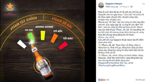 Người trẻ và văn hóa thưởng thức bia - 1