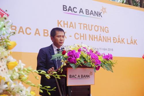 ông Đặng Trung Dũng - Phó tổng giám đốc Ngân hàng Bắc Á
