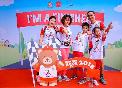 Sunshine Group cùng Run for Hope 2018 gây quỹ vì bệnh nhân ung thư - 2