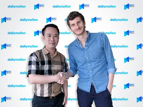 Dailymotion công bố đối tác chiến lược tại Việt Nam