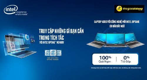 VivoBook S15 S530UA có cấu hình, hiệu năng mạnh mẽ với công nghệ Intel Optane